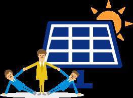 太陽光発電実績
